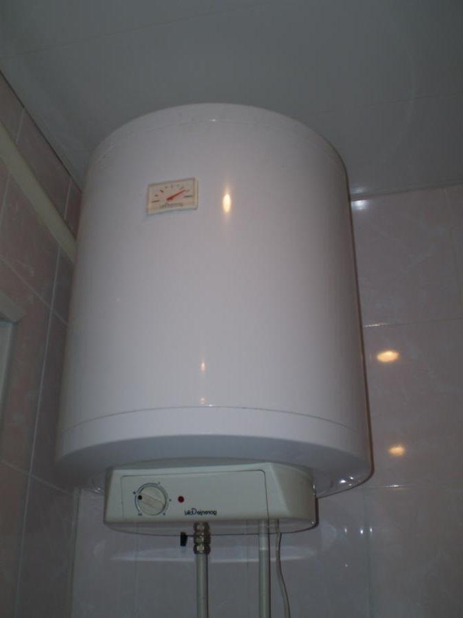 установка водонагревателя в киеве