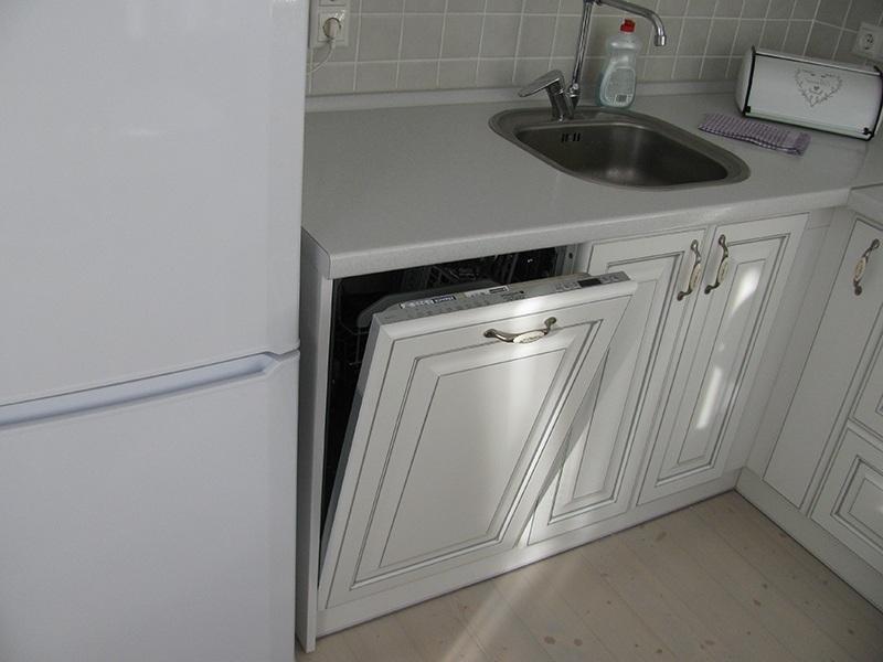 монтаж посудомоечной машины bosch